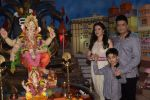 Bhushan Kumar, Divya Kumar perform Ganpati pooja at Tseries office in andheri on 13th Sept 2018 (26)_5b9b5620c12f5.JPG
