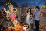 Bhushan Kumar, Divya Kumar perform Ganpati pooja at Tseries office in andheri on 13th Sept 2018 (28)_5b9b562263ad9.JPG