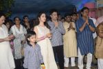 Bhushan Kumar, Divya Kumar perform Ganpati pooja at Tseries office in andheri on 13th Sept 2018 (3)_5b9b561472932.JPG