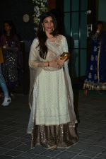 Daisy Shah at Ganpati celebrations in Arpita Khan_s home in khar on 13th Sept 2018 (104)_5b9b60204be24.jpg