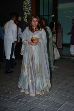 Honey Bhagnani at Ganpati celebrations in Arpita Khan's home in khar on 13th Sept 2018