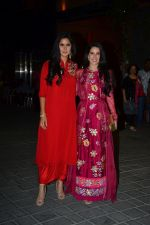 Katrina Kaif, Isabel Kaif at Ganpati celebrations in Arpita Khan_s home in khar on 13th Sept 2018 (37)_5b9b6160dc9e0.jpg