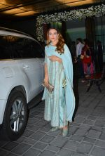Lulia Vantur at Ganpati celebrations in Arpita Khan_s home in khar on 13th Sept 2018 (49)_5b9b61748f57d.jpg