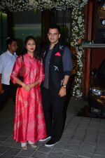 Nachiket Barve at Ganpati celebrations in Arpita Khan's home in khar on 13th Sept 2018
