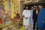 Neil Nitin Mukesh, Nitin Mukesh, Naman Nitin Mukesh celebrates Ganesh chaturthi & muhutat of his brother_s directorial debut at his home in mumbai on 13th Sept 2018 (11)_5b9b5719d7ade.JPG