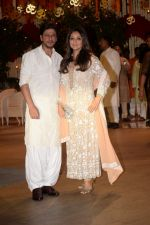 Shahrukh Khan, Gauri KHan at Mukesh Ambani_s House For Ganesha Chaturthi on 13th Sept 2018 (53)_5b9b57826ea67.jpg