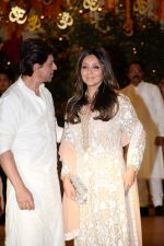 Shahrukh Khan, Gauri KHan at Mukesh Ambani_s House For Ganesha Chaturthi on 13th Sept 2018 (54)_5b9b578430adf.jpg