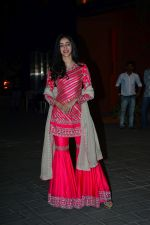 _Ananya Pandey at Ganpati celebrations in Arpita Khan's home in khar on 13th Sept 2018