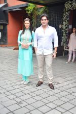 Arbaaz Khan at Arpita Khan's Ganpati Immersion at bandra on 14th Sept 2018