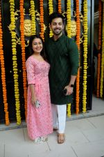 Sonu Kakkar at Ekta Kapoor_s house for Ganpati celebration on 16th Sept 2018 (83)_5b9f5027ee835.JPG