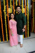 Sonu Kakkar at Ekta Kapoor_s house for Ganpati celebration on 16th Sept 2018 (85)_5b9f502dac8df.JPG