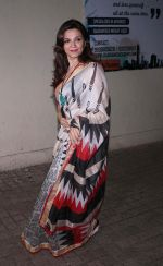 Lillete Dubey at the Screening of film Manto in pvr juhu on 17th Sept 2018