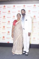 Remo D Souza with his mom at the Media Interaction for Dance Plus Season 4 on 18th Sept 2018 (188)_5ba1ecfb00335.JPG