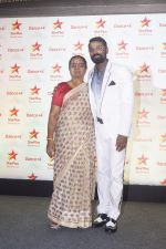 Remo D Souza with his mom at the Media Interaction for Dance Plus Season 4 on 18th Sept 2018 (190)_5ba1ecfed9411.JPG