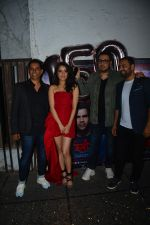 Shraddha Kapoor, Dinesh Vijan, Amar Kaushik at the Success Party Of Film Stree on 18th Sept 2018