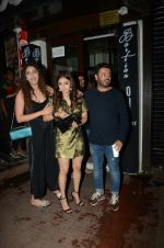 Vikas Bahl at Akansha Ranjan's Birthday Paty in Bastian Bandra on 18th Sept 2018