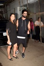 Shahid Kapoor, Mira Rajput at the Screening Of Batti Gul Meter Chalu in Sunny Sound Juhu on 19th Sept 2018 (16)_5ba34d8968d81.JPG