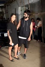 Shahid Kapoor, Mira Rajput at the Screening Of Batti Gul Meter Chalu in Sunny Sound Juhu on 19th Sept 2018 (18)_5ba34d8b235d0.JPG