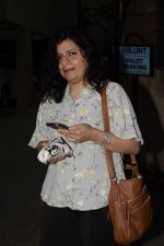 Zoya Akhtar spotted at Bblunt juhu on 21st Sept 2018