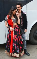 Aayush Sharma, Warina Hussain At Mehboob Studio In Bandra on 23rd Sept 2018(46)_5ba9e3f99a70d.jpg
