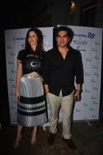 Arbaaz Khan at the celebration of Yasmin Karachiwala_s 25years in Fitness Training At Bandra on 23rd Sept 2018 (48)_5ba9d22561688.JPG
