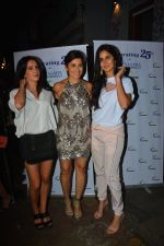 Katrina Kaif, Yasmin Karachiwala, Isabelle Kaif at the celebration of Yasmin Karachiwala_s 25years in Fitness Training At Bandra on 23rd Sept 2018 (32)_5ba9d441daba9.JPG