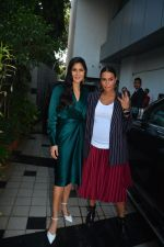 Neha Dhupia, Katrina Kaif before the recording of NofilterNeha season3 in Khar on 23rd Sept 2018 (29)_5ba9f53a675bd.JPG