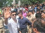 Ranbir Kapoor At The RK Studio_s Ganesha Immersion In Chembur on 23rd Sept 2018 (14)_5ba9ef003c769.jpg