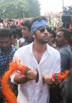 Ranbir Kapoor At The RK Studio_s Ganesha Immersion In Chembur on 23rd Sept 2018 (23)_5ba9ef1b21771.jpg