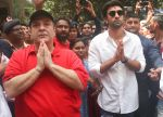Ranbir Kapoor, Rajiv Kapoor At The RK Studio_s Ganesha Immersion In Chembur on 23rd Sept 2018 (13)_5ba9ef200a5cf.jpg