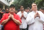 Ranbir Kapoor, Rajiv Kapoor, Randhir Kapoor At The RK Studio_s Ganesha Immersion In Chembur on 23rd Sept 2018 (14)_5ba9ed6289e51.jpg