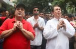 Ranbir Kapoor, Rajiv Kapoor, Randhir Kapoor At The RK Studio_s Ganesha Immersion In Chembur on 23rd Sept 2018 (15)_5ba9ed6540676.jpg