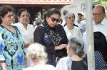 Shabana Azmi at Kalpana Lajmi Funeral At Oshiwara Crematorium In Mumbai on 23rd Sept 2018 (136)_5ba9d3cce0805.JPG