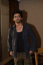Sunil Grover during media interactions for film Pataakha in Sun n Sand, juhu on 23rd Sept 2018 (27)_5ba9f7654548f.JPG