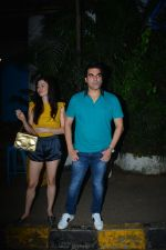 Arbaaz Khan with girlfriend spotted at Olive bandra on 25th Sept 2018 (11)_5bab3057449bc.JPG