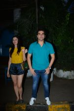 Arbaaz Khan with girlfriend spotted at Olive bandra on 25th Sept 2018 (4)_5bab303b35f83.JPG