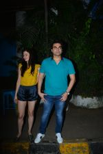 Arbaaz Khan with girlfriend spotted at Olive bandra on 25th Sept 2018 (5)_5bab303d5c6b7.JPG