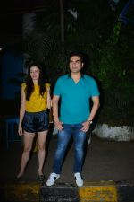 Arbaaz Khan with girlfriend spotted at Olive bandra on 25th Sept 2018 (6)_5bab303f67ad4.JPG