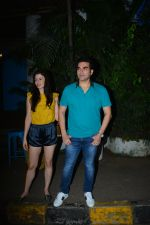 Arbaaz Khan with girlfriend spotted at Olive bandra on 25th Sept 2018 (7)_5bab304190a76.JPG
