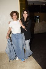 Sanya Malhotra, Radhika Madan at the Screening of film Pataakha at The View andheri on 25th Sept 2018 (5)_5bab3248c7546.JPG