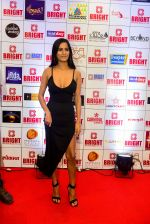Poonam Pandey at Bright Awards in NSCI worli on 25th Sept 2018 (24)_5bac738fb33b9.jpg