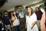 Abhishek Bachchan Inaugurates Frames 75 an exhibition of photographs on Amitabh Bachchan by Pradeep Chandra & SMM Ausaja at Whistling Woods in goregoan on 28th Sept 2018 (4)_5bae33d58541e.JPG