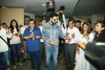 Abhishek Bachchan Inaugurates Frames 75 an exhibition of photographs on Amitabh Bachchan by Pradeep Chandra & SMM Ausaja at Whistling Woods in goregoan on 28th Sept 2018 (7)_5bae33dab7e8c.JPG