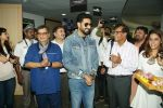 Abhishek Bachchan Inaugurates Frames 75 an exhibition of photographs on Amitabh Bachchan by Pradeep Chandra & SMM Ausaja at Whistling Woods in goregoan on 28th Sept 2018 (8)_5bae33dcb5990.JPG