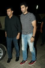 Aditya Roy Kapoor at Sui Dhaaga screening in pvr juhu on 27th Sept 2018 (22)_5badd6848c5d1.JPG