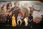 Amitabh Bachchan, Aamir Khan, Katrina Kaif and Fatima Sana Shaikh, Vijay Krishna Acharya at the Trailer launch of film Thugs of Hindustan at Imax Wadala on 27th Sept 2018 (7)_5badcae4a0d0d.jpg
