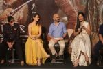 Amitabh Bachchan, Katrina Kaif and Fatima Sana Shaikh, Vijay Krishna Acharya at the Trailer launch of film Thugs of Hindustan at Imax Wadala on 27th Sept 2018 (18)_5badcaeec3bfc.jpg
