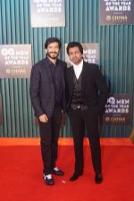 Harshvardhan Kapoor, Nikhil Dwivedi at GQ Men of the Year Awards 2018 on 27th Sept 2018 (63)_5bae25934f632.JPG