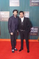 Harshvardhan Kapoor, Nikhil Dwivedi at GQ Men of the Year Awards 2018 on 27th Sept 2018 (64)_5bae25958ee86.JPG