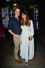 Ileana D_cruz with husband at Bastian bandra on 27th Sept 2018 (1)_5badd15d045f4.JPG